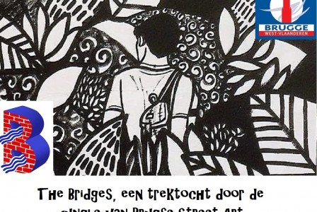 The Bridges:  een trekttocht door de jungle van Brugse Street Art